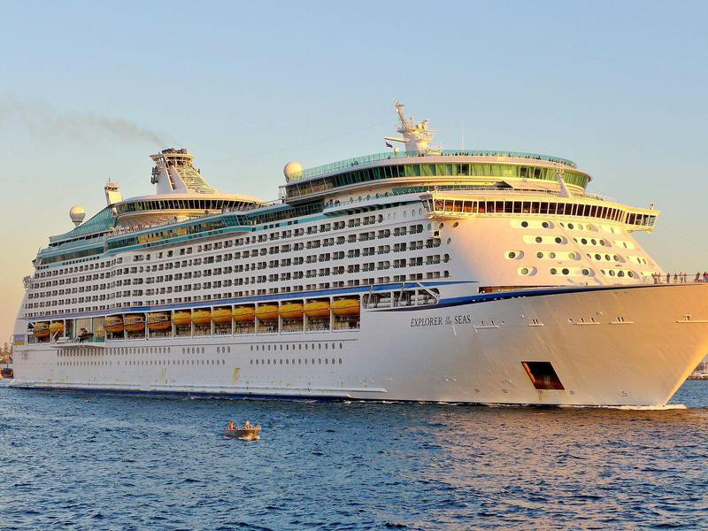 Biggest cruise ship in the world 2020