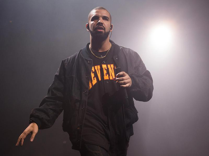 Drake in concert as part of the Summer Sixteen Tour