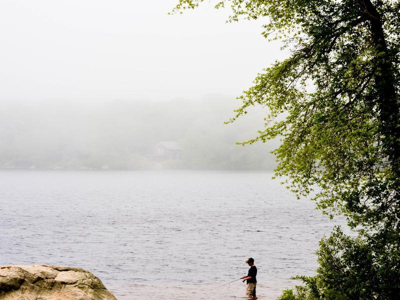 Watchaug Pond