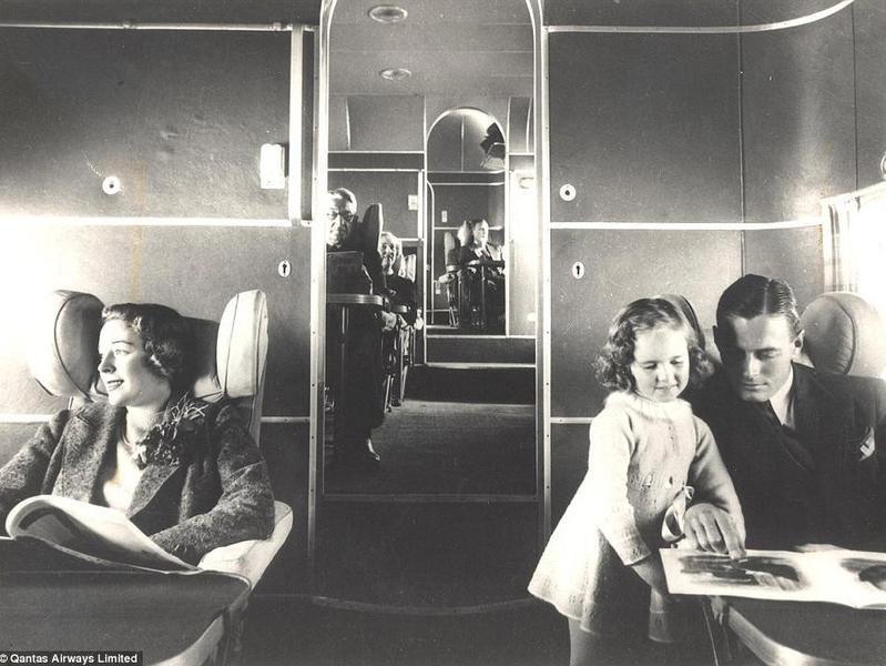 Quantas 1940s