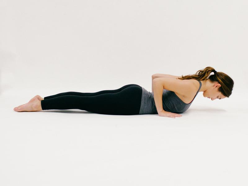 Low Cobra - 10 Minutes of Yoga to Jumpstart Your Work Day