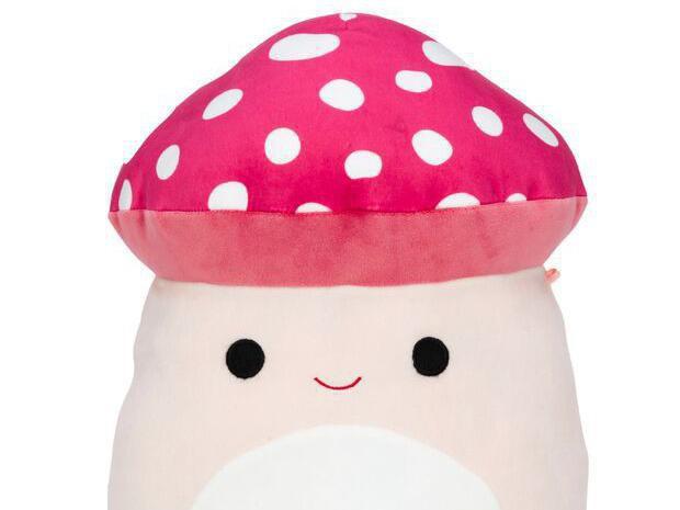 Malcolm the Mushroom Squishmallow