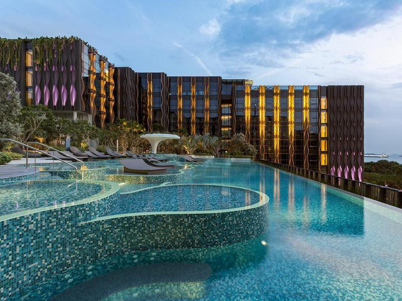 The Outpost Hotel Sentosa by Far East Hospitality