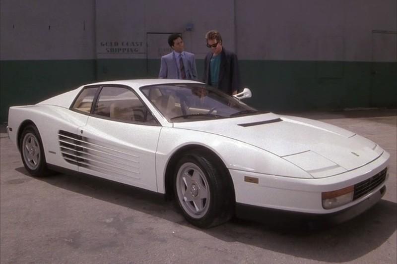 41. 1986 Ferrari Testarossa