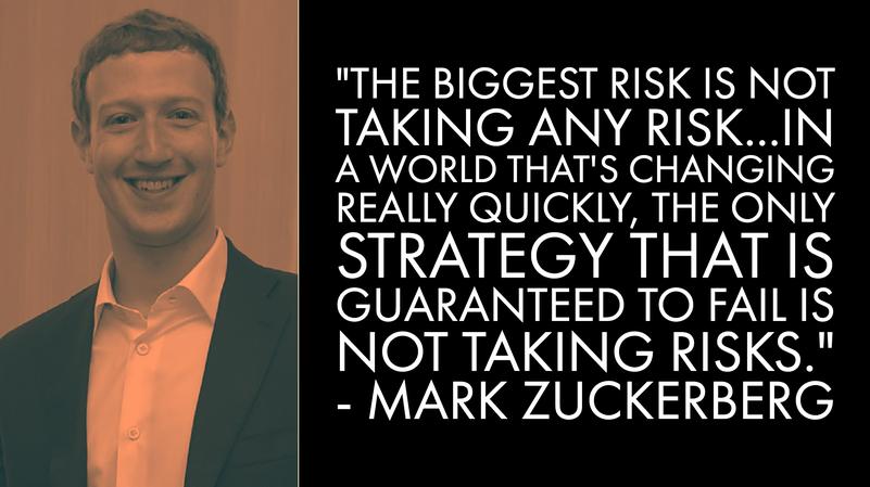 Mark Zuckerberg Money Advice