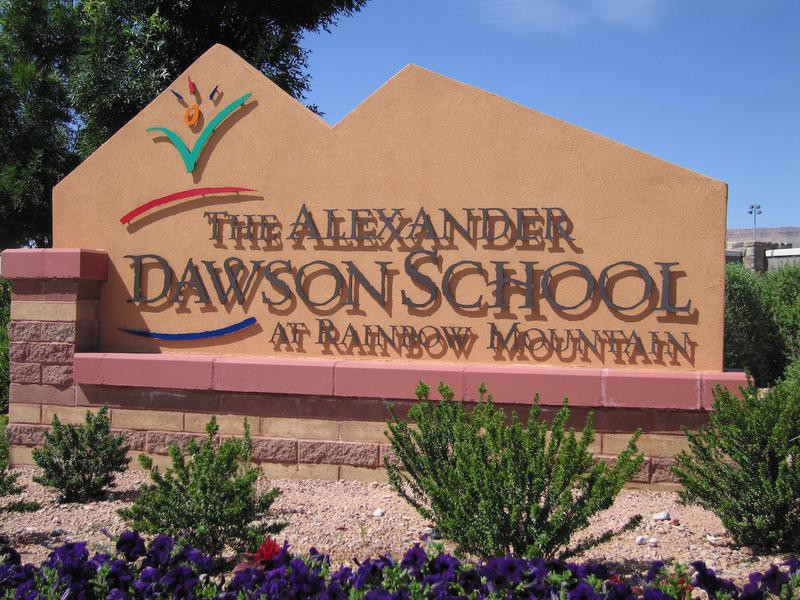 Alexander Dawson School at Rainbow Mountain