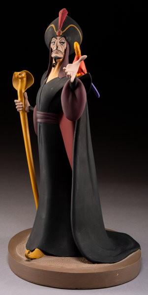 Jafar and Iago Maquette