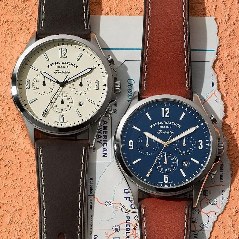 Fossil Forrester Chronograph