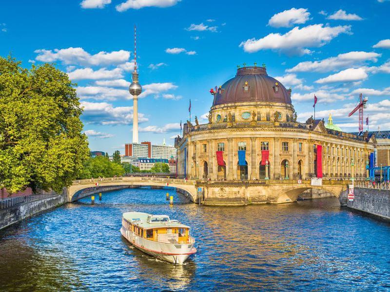Museumsinsel, Berlin, Germany