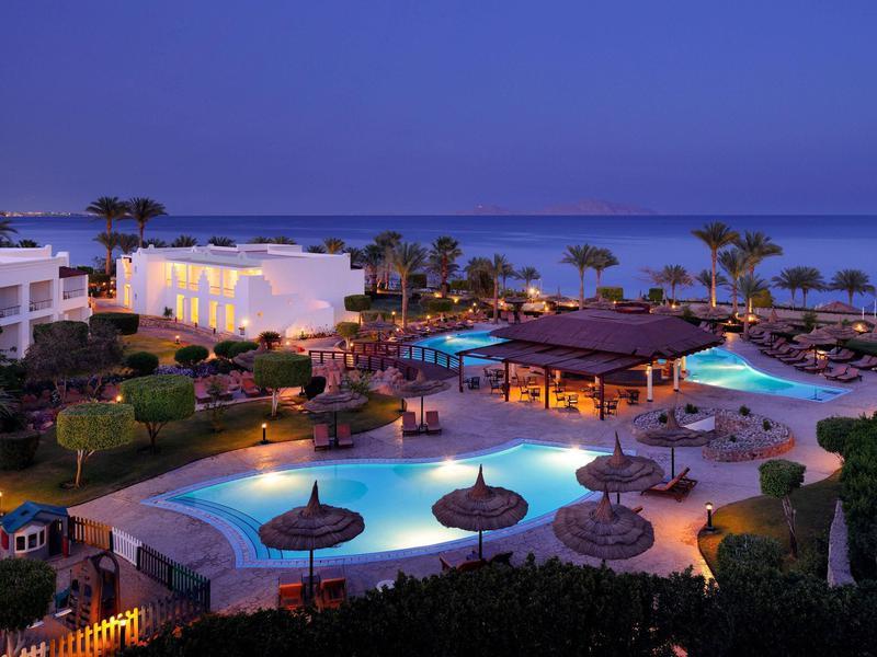 Renaissance Hotels beach resort in Egypt