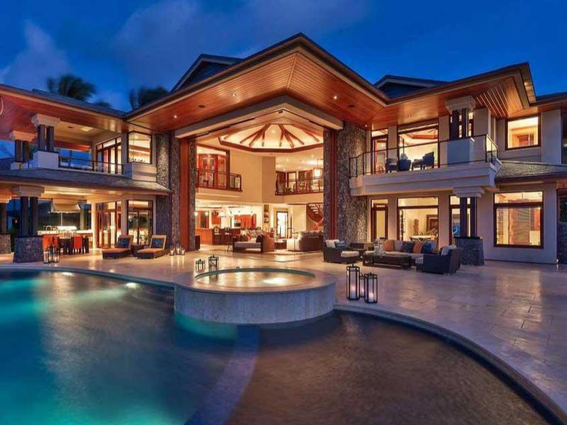 Dream house Hawaii