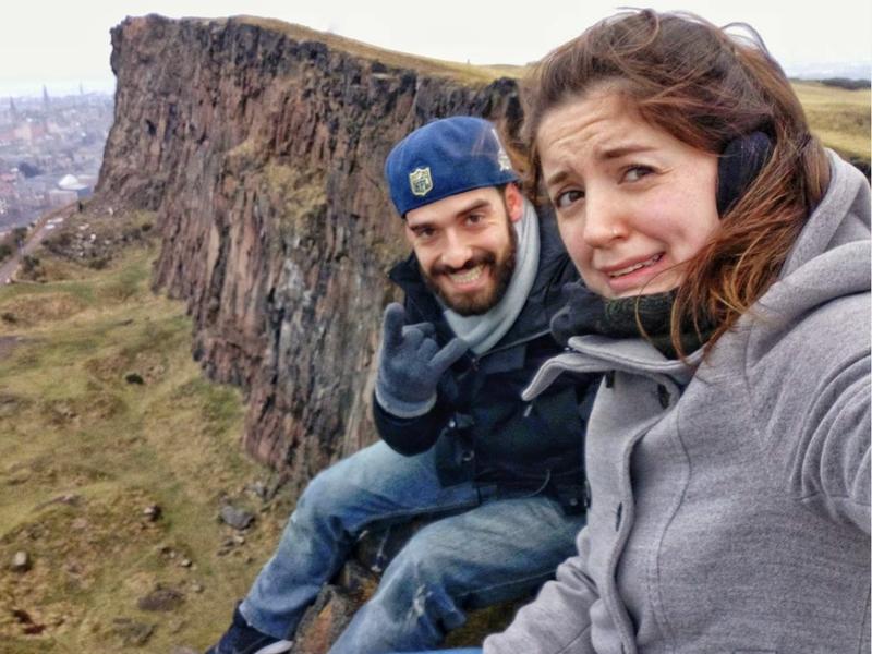 Cliif selfie