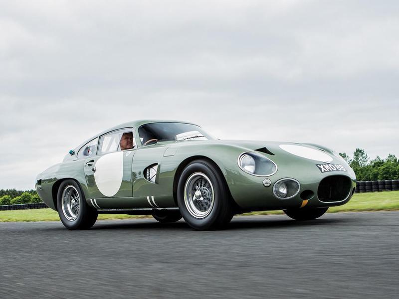 1963 Aston Martin DP215