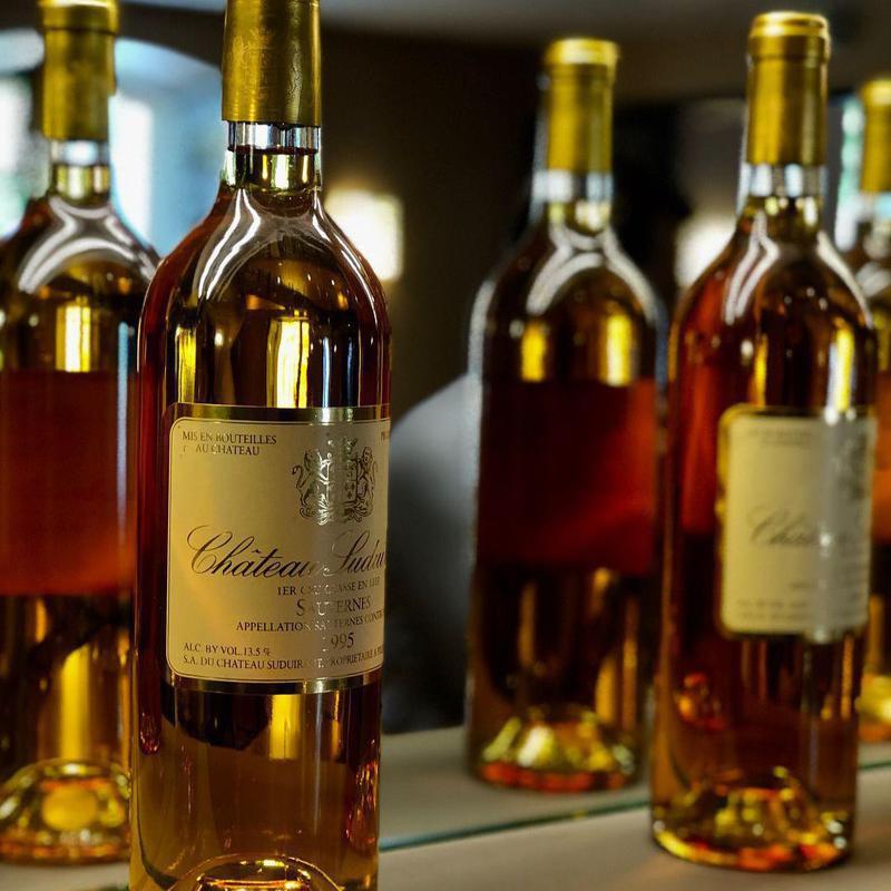 Sauterne wine