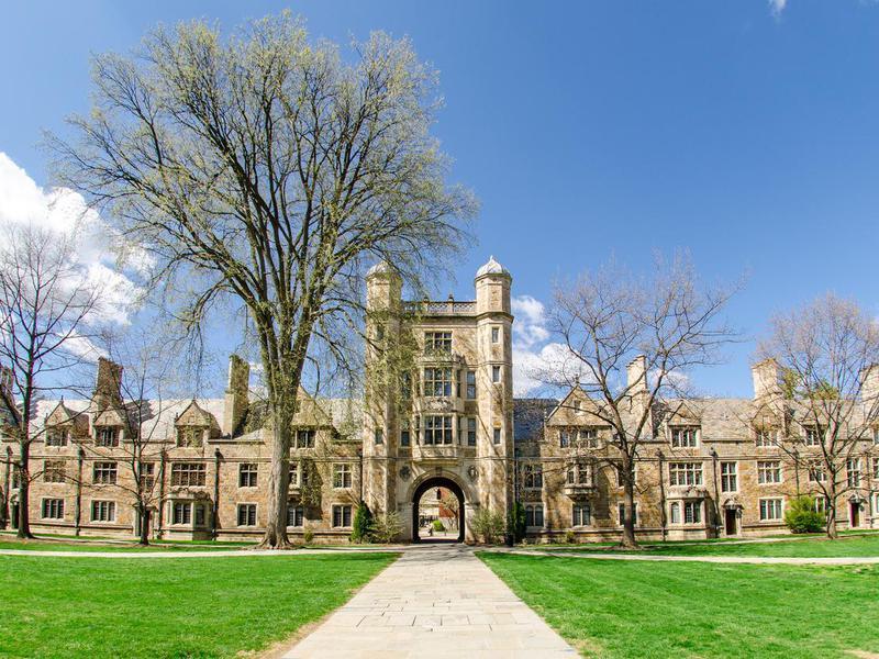 Law School Quadrangle, University of Michigan