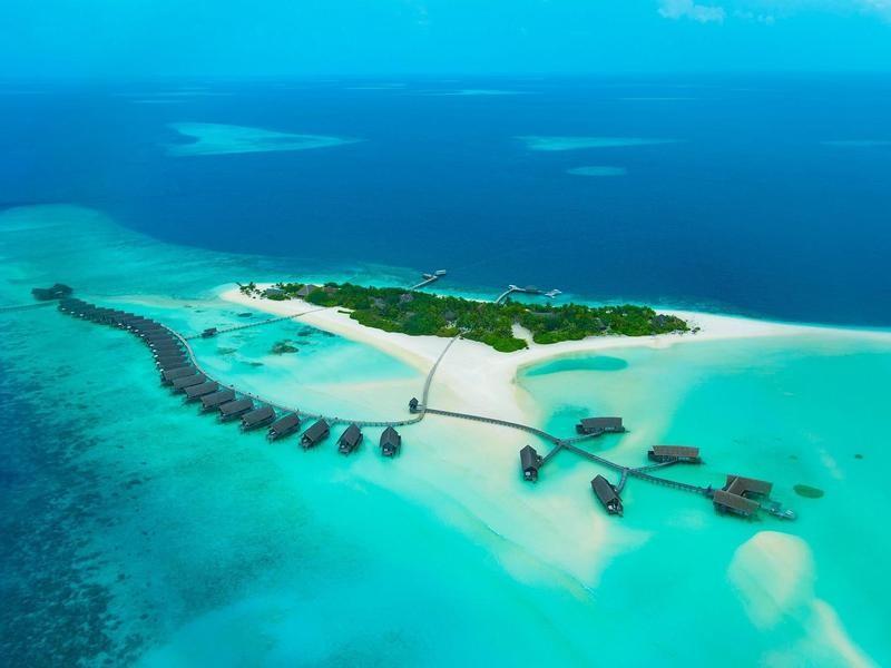 Must-Visit Beach: Cocoa Island