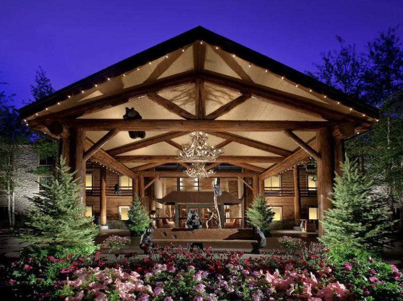 Lodge at Jackson Hole