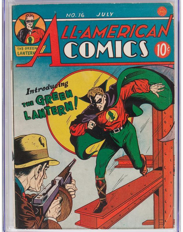 All American Comics No. 16