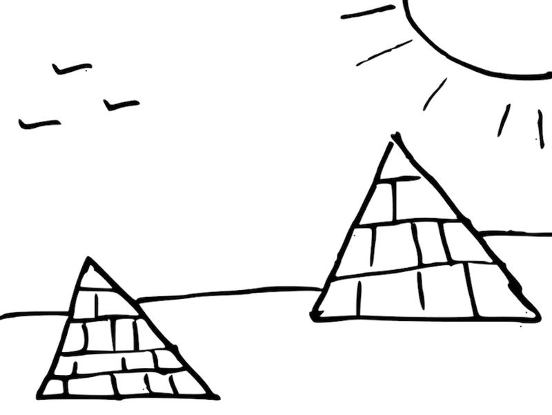 Cairo illustration