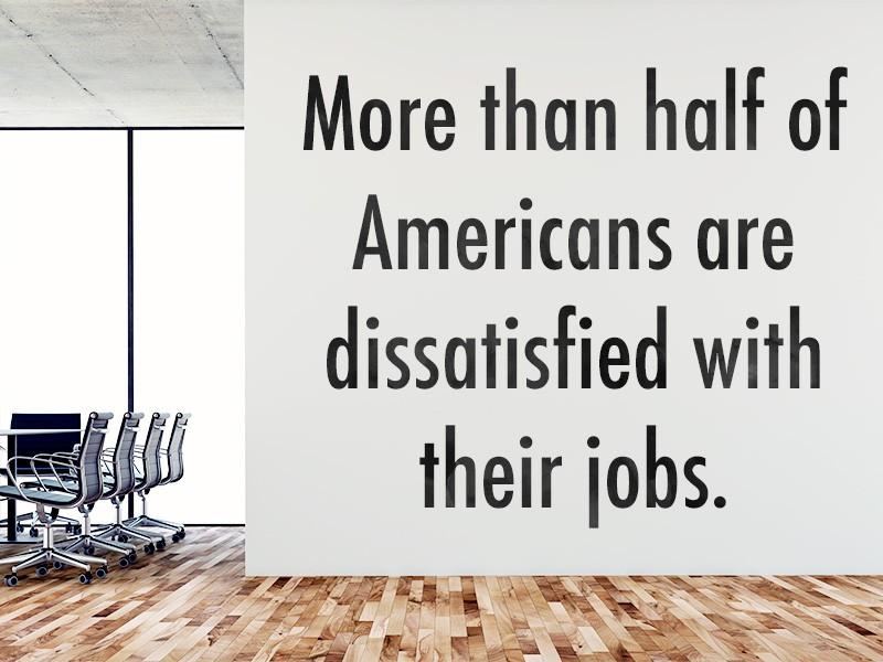 Consider a Job or Career Change