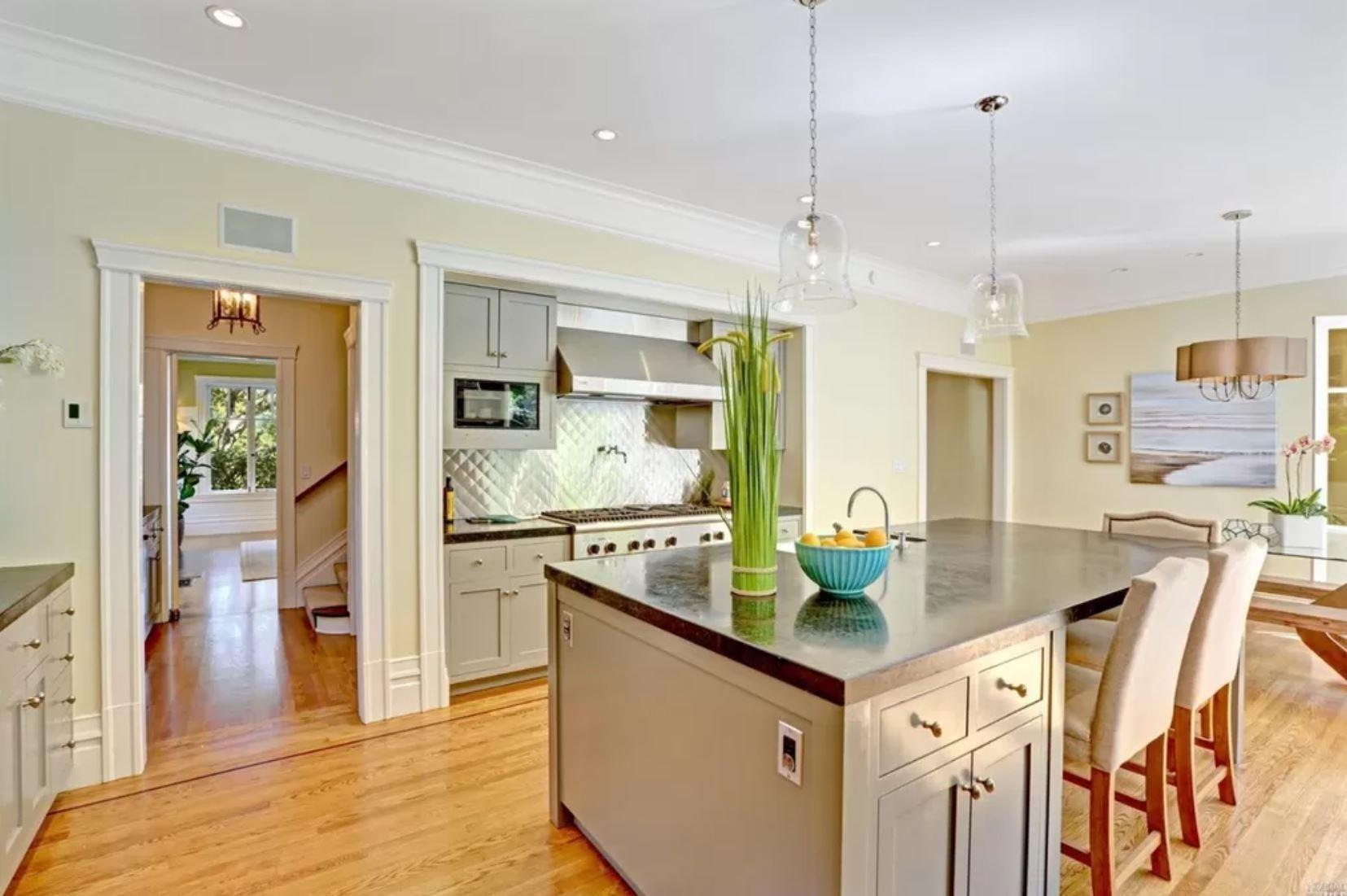 Phil Lesh's kitchen