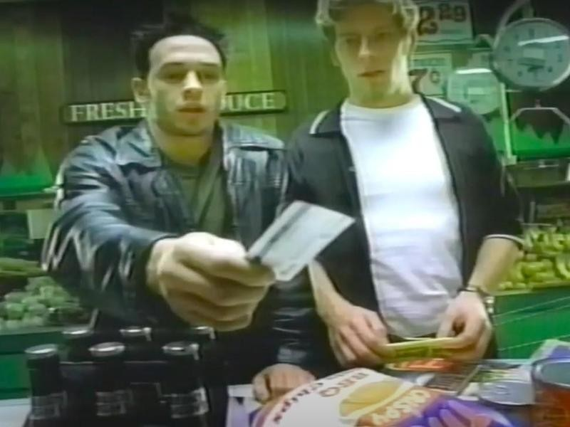 1999 Bud Light commercial
