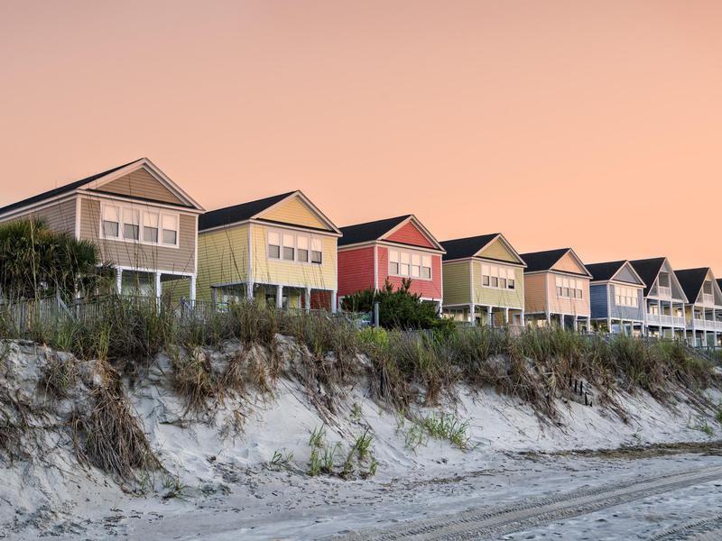 Myrtle Beach Cottages