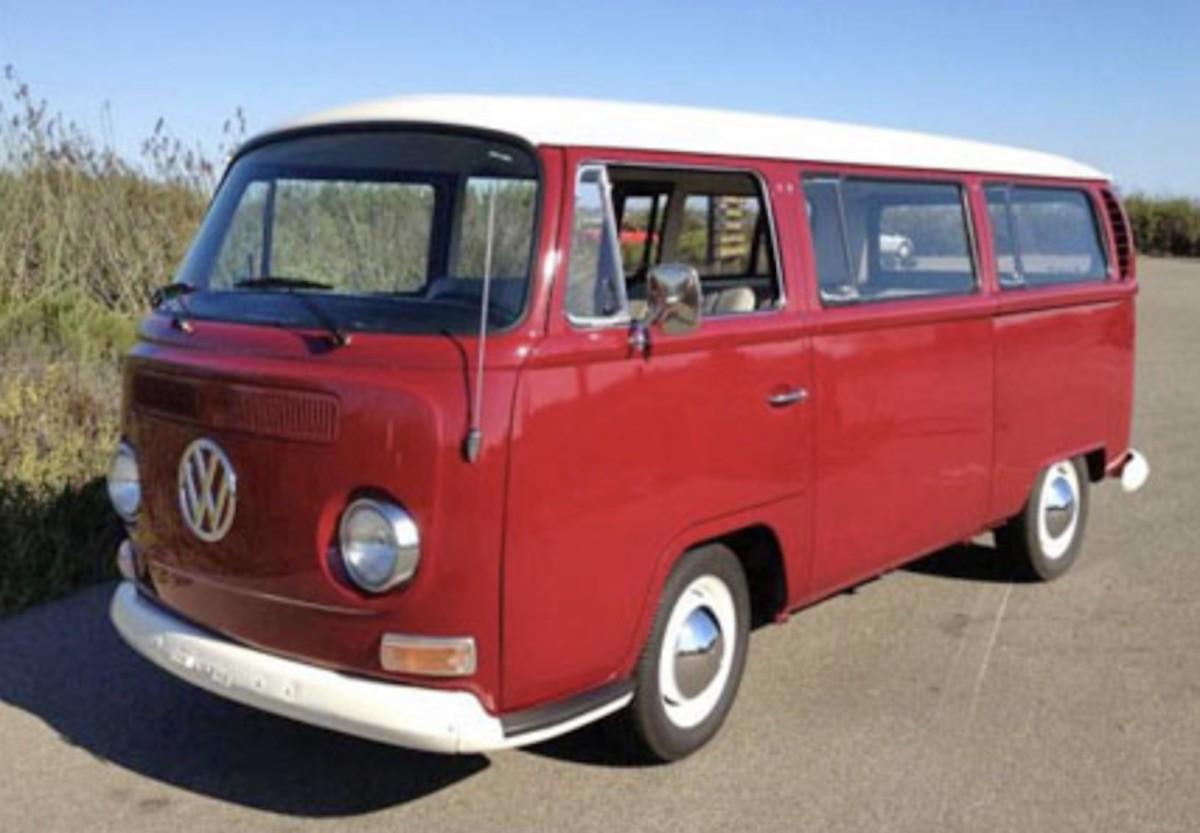 1968 Volkswagen T2 Micro-Bus