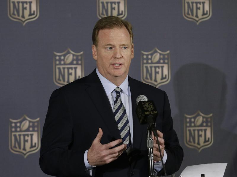 Roger Goodell suspended Tom Brady
