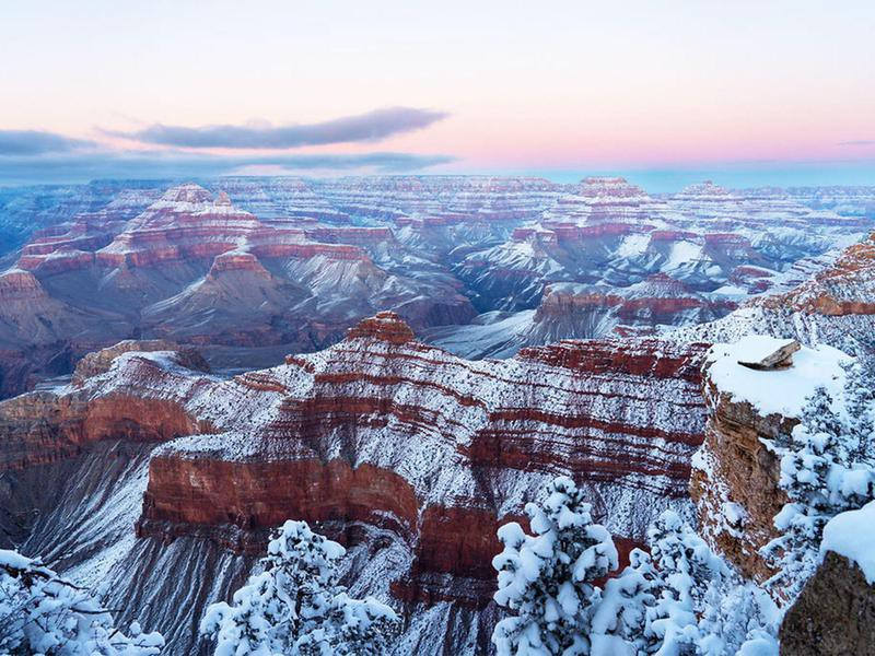 The Grand Canyon, Arizona, United States