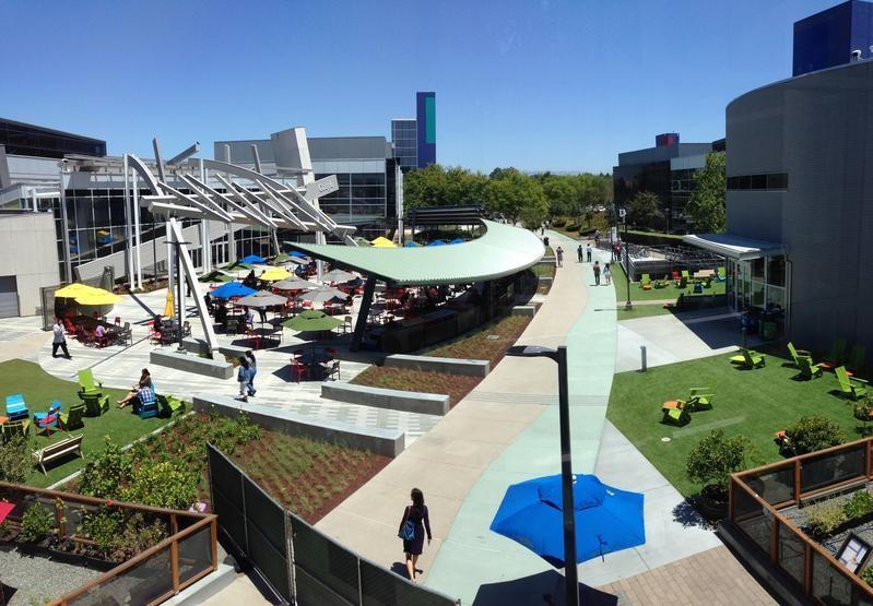 Google headquarters, Googleplex