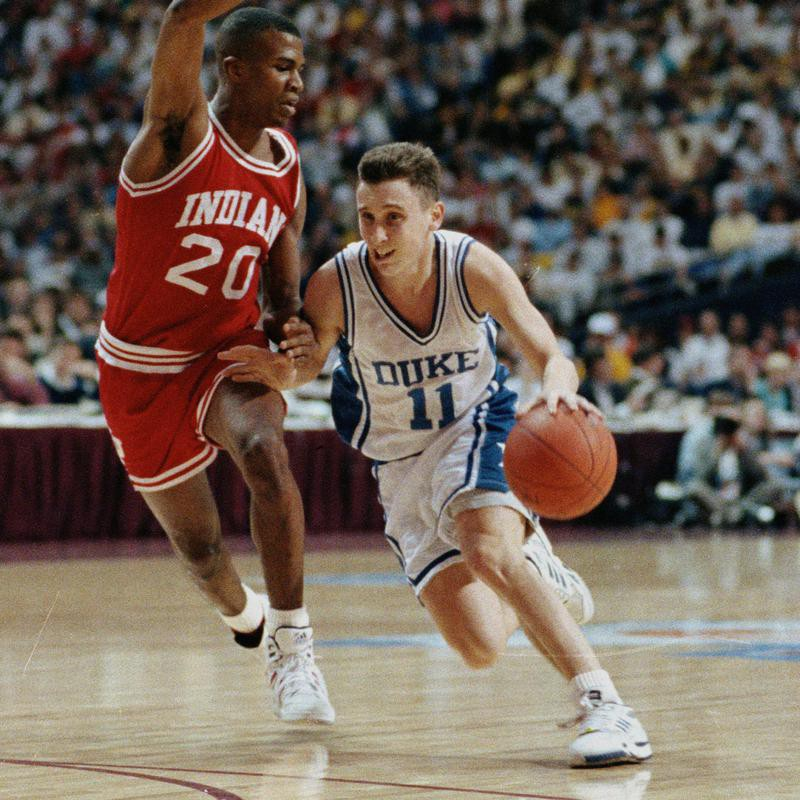 Bobby Hurley in 1992