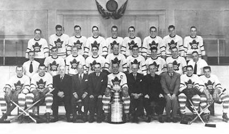 1951 Toronto Maple Leafs