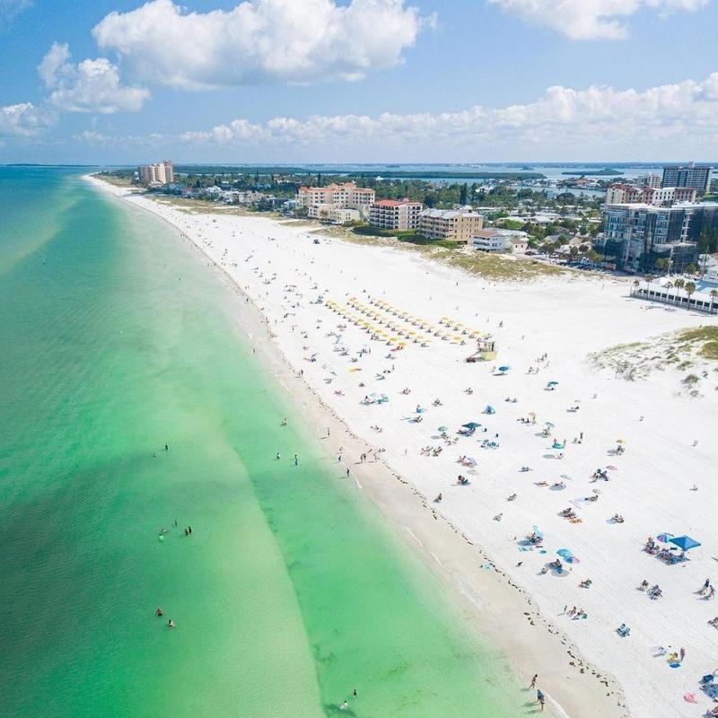 Saint Pete Beach St. Pete Beach Florida
