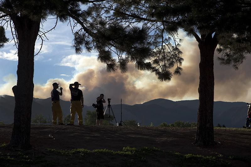 Forest fire inspectors and prevention specialists