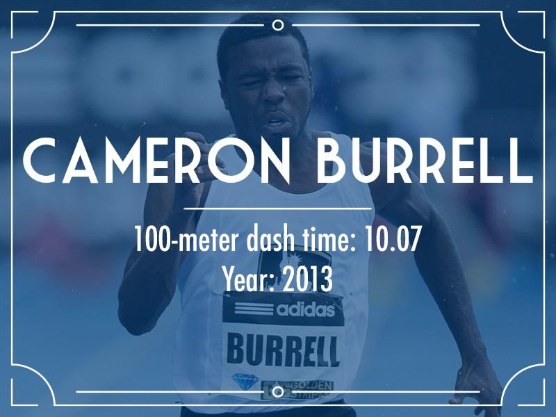 Cameron Burrell