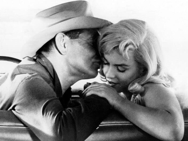 Marilyn Monroe in The Misfits