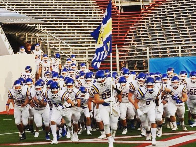 Sheridan High School football team