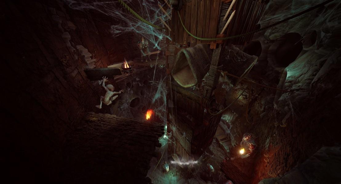 Gollum game by Daedalic