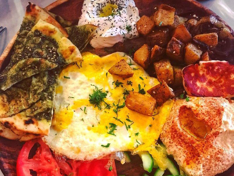 Café La Maude in Philadelphia
