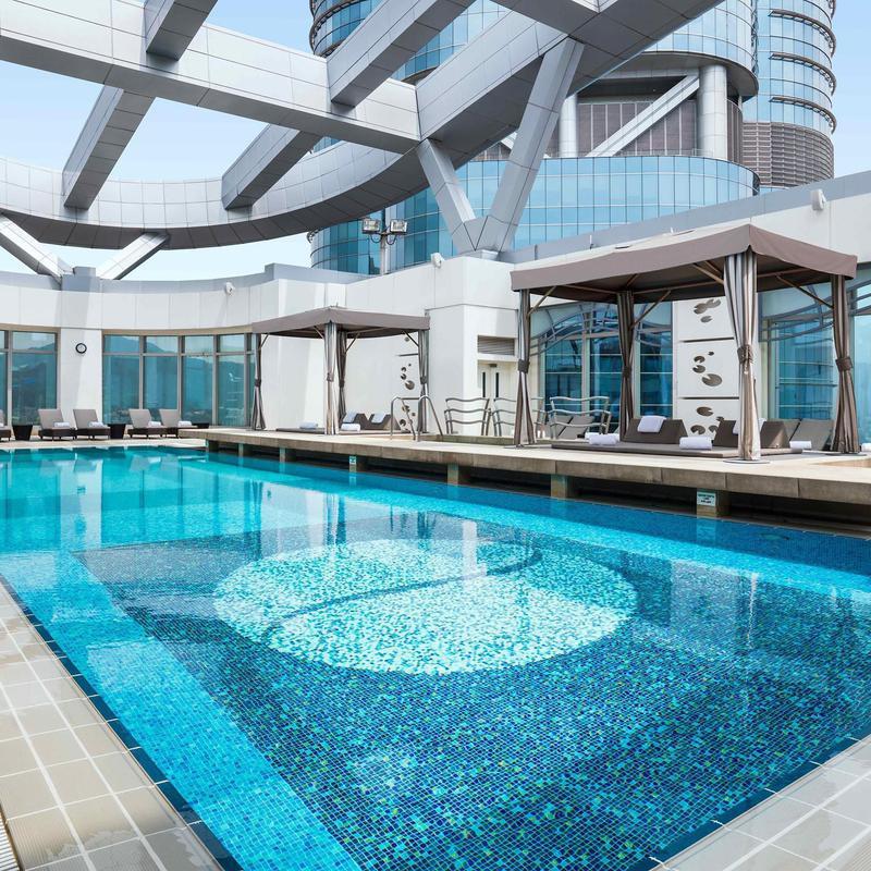Wellness Pool at Cordis Hotel