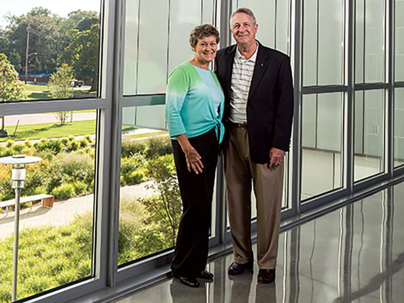Robert Gore and Elizabeth Snyder