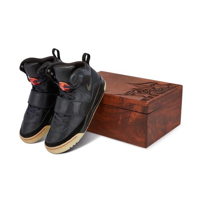 Kanye West's 2008 Grammy Nike Air Yeezy 1 Prototypes