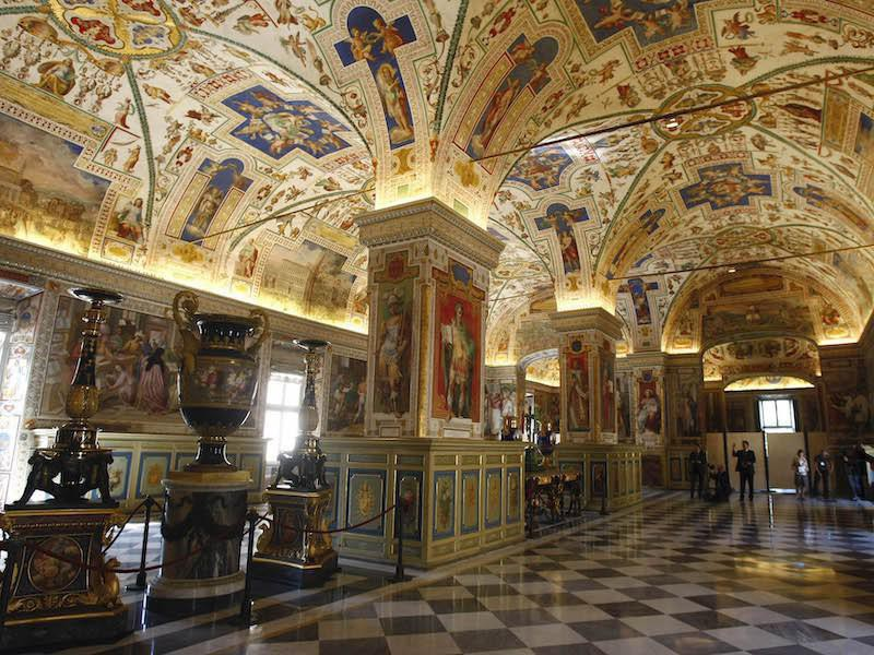 Apostolic Library