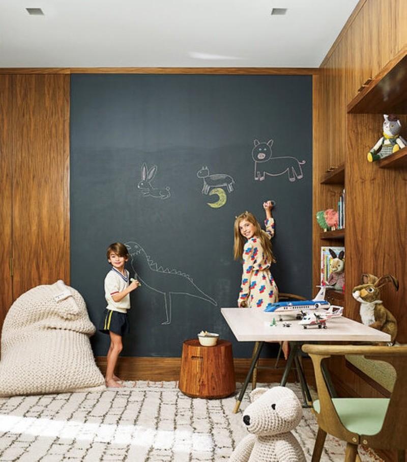Jeff Gordon's apartment in Manhattan