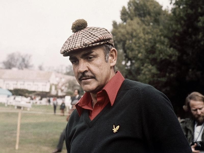 Sean Connery in 1976