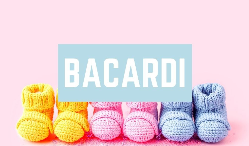 Worst Baby Names Ever: Bacardi