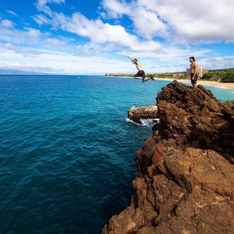 Ka'anapali Beach Lahaina, Hawaii