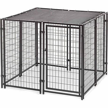 Tractor Supply dog kennel: Fencemaster Kennel System Cottageview Dog Kennel
