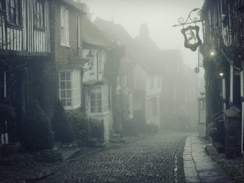 The Mermaid Inn, England